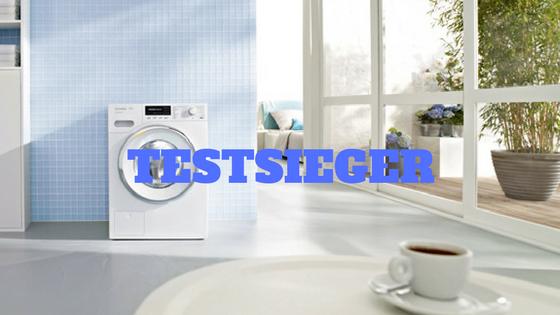 Miele Waschmaschine Erreicht Bei Der Stiftung Warentest Den Ersten Platz