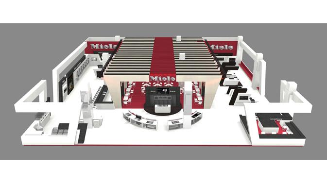 modulare eleganz f r die highend k che gebr der schlosser. Black Bedroom Furniture Sets. Home Design Ideas