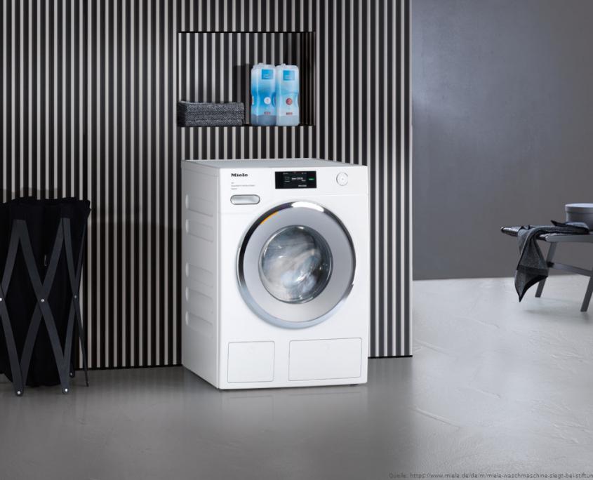 Miele Waschmaschine Energiesparend